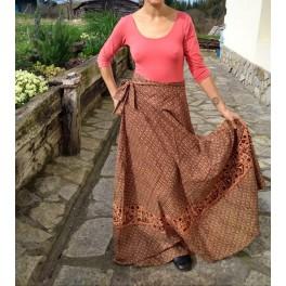 Falda larga Vintage